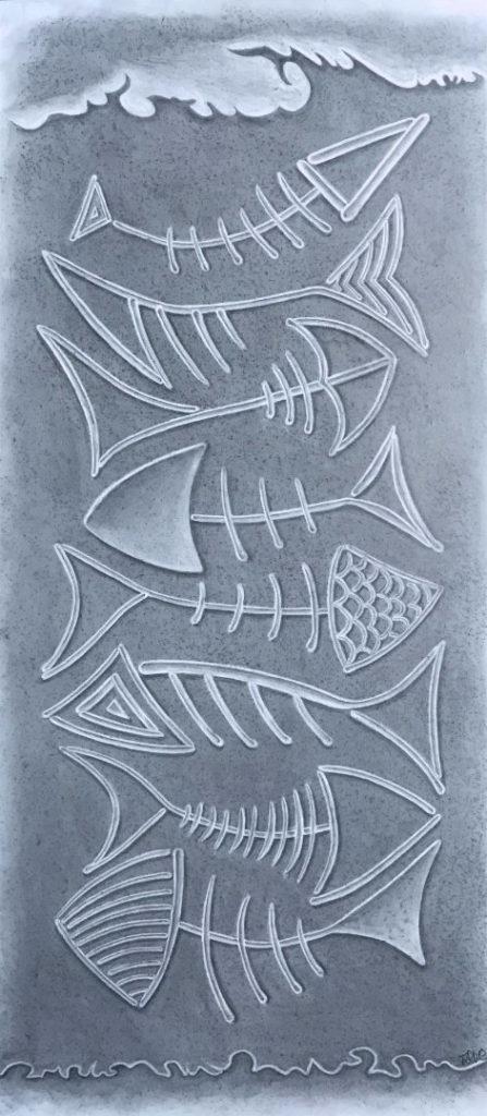 8 Fische